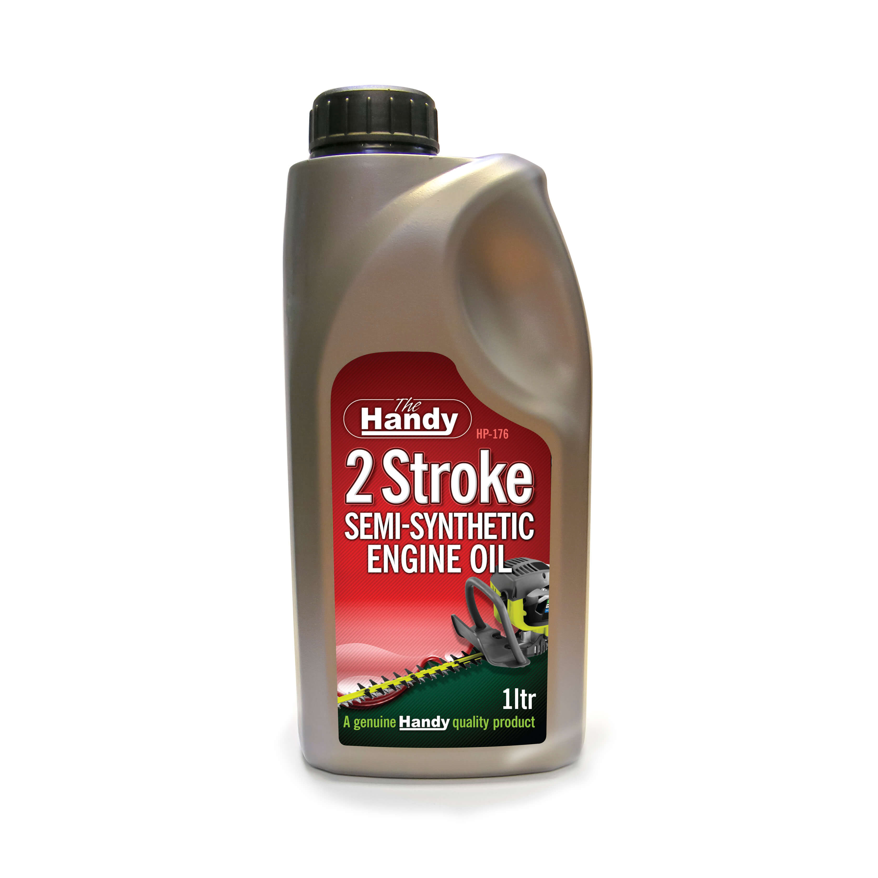 1 Ltr 2 Stroke S Synth Engine Oil Handy Garden Machinery