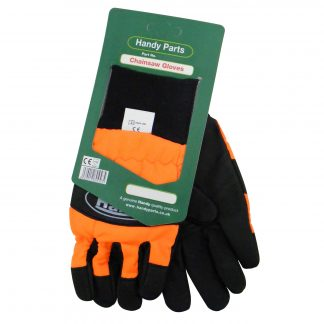 Large Chainsaw Gloves