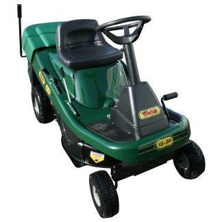 WE12530 Ride-on Lawnmower Front View